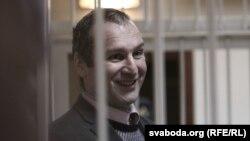 Юры Данькоў падчас суду