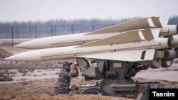 سامانه دفاع موشکی مرصاد