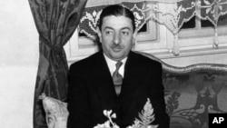 Sporazum Cvetković-Maček došao kasno i pod pritiskom događaja u Evropi; na fotografiji Dragiša Cvetković