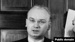 Николай Хохлов, 1957