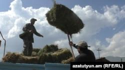Պարնեցիներն իրենց խնդիրները ներկայացրեցին անձամբ գյուղնախարարին