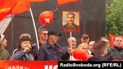 На окупованій частині Донбасу відгуляли травневі свята