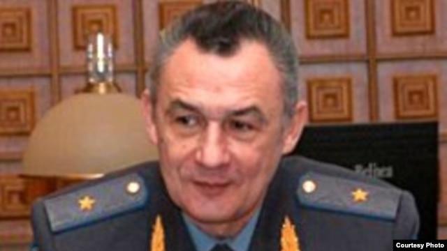 Former Deputy Interior Minister Aleksei Anichin is on the updated blacklist.