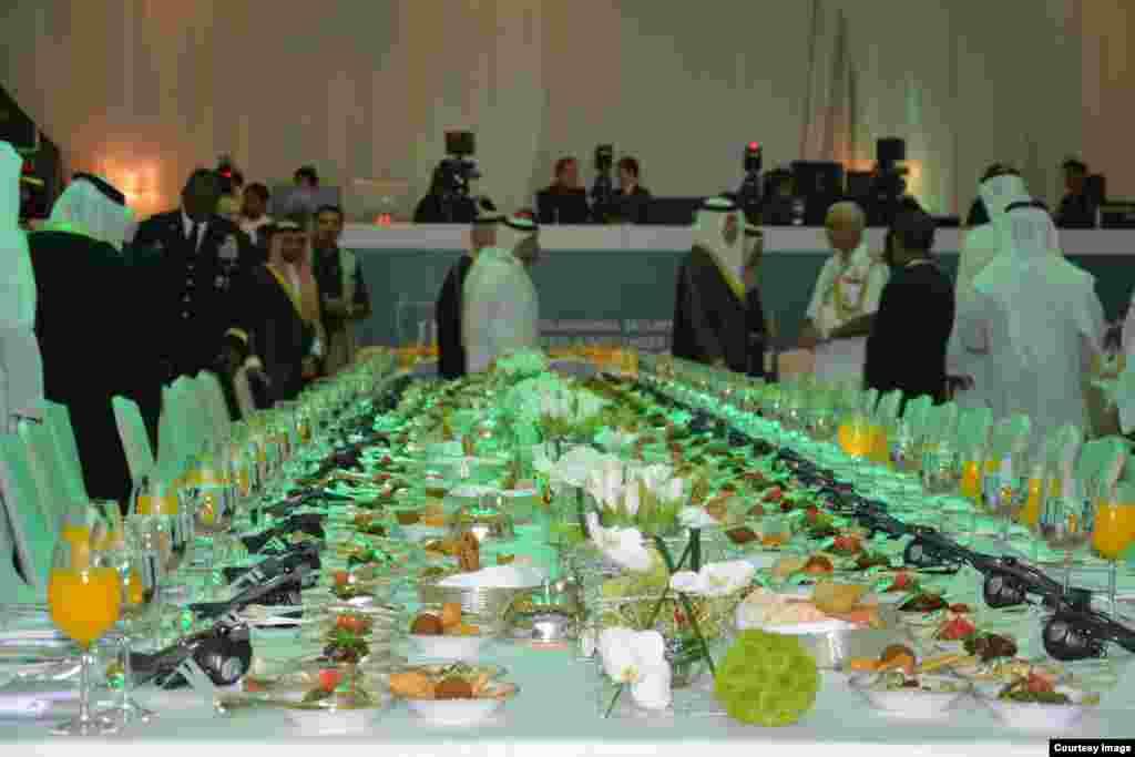 کنفرانس امنیتی منامه. شنبه ششم آذر ۹۲
