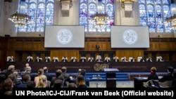 Международный суд в Гааге, 6 марта 2017 год