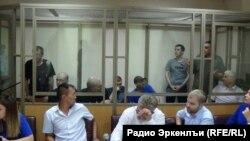 Доналда бугеб Ростовалда Амировасул ишалда сверун диваналъул процесс.