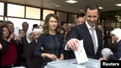 Башар Асад