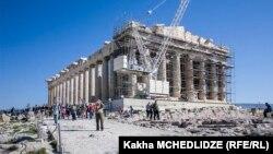 Nedostatak čuvara arheoloških nalazišta u Grčkoj svake godine predstavlja problem