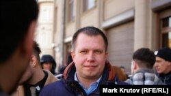 Николай Ляскин, руководитель московского штаба российского оппозиционера Алексея Навального.