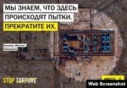 Международная кампания против пыток в Узбекистане, организованная Amnesty International