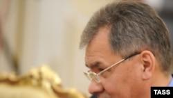 Глава МЧС Сергей Шойгу