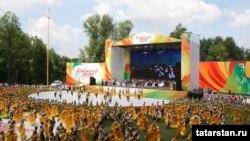 Казанда Сабантуй. 25 июнь 2011