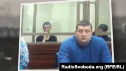 Артур Панов на судовому засіданні, після оприлюднення недостовірної інформації про його смерть
