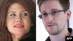 """Во время пребывания в Шереметьеве Эдварл Сноуден едва не обзавелся супругой. """"Ты женишься на мне?"""" - спросила Анна Чапман"""
