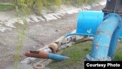 У Північно-Кримському каналі вже давно немає води