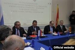 Peto zasijedanje Međuvladinog komiteta za trgovinu, ekonomsku i naučno-tehničku saradnju između Crne Gore i Ruske Federacije