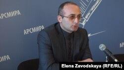 Уполномоченный по правам человекаАбхазии Дмитрий Маршан