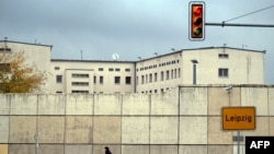 Тюрьма Лейпцига, где содержался задержанный сириец