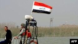 دورية عراقية في شط العرب