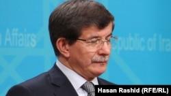 Турскиот министер за надворешни работи Ахмед Давутоглу
