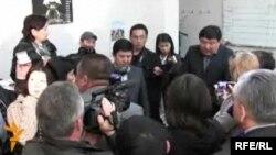 """""""Стан-ТВнын"""" Бишкек кеңсеси, 1-апрель, 2010"""