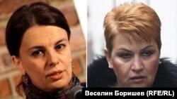 Мирослава Тодорова и Петя Крънчева