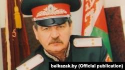 Мікалай Улаховіч, фота belkazak.by