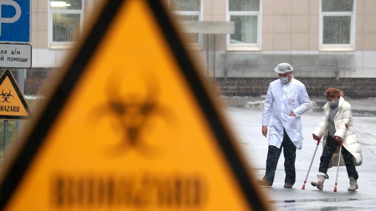В России зафиксирована первая смерть от коронавирус