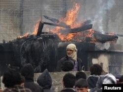 امریکا از حادثه سوختاندن قرآن در بگرام معذرت خواست