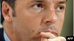Лидер Демократической партии Италии Маттео Ренци.