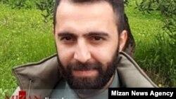 A photo of Seyed Mahmoud Mousavi Majd published by Iran's Judiciary.