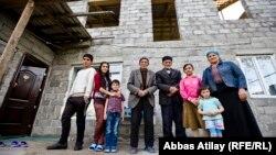 Турки-месхетинцы в Месхи, Грузия, 2014 год