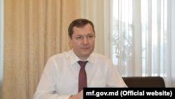 Sergiu Pușcuța, ministrul Finanțelor