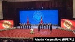 Инаугурация президента. 28 января 2021 года.