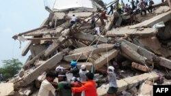 Спасувачката акција во Бангладеш