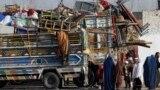 مهاجرین افغان هنگار برگشت از پاکستان
