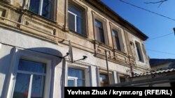 Дом №25 по улице Кирова в Балаклаве