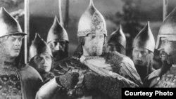 Кого победил Александр Невский на Чудском озере? (Ижевск)