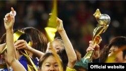 Сборная Японии завоевала Кубок мира по футболу 2011 года