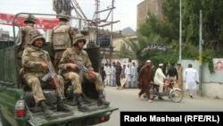 More than 20,000 troops have remained in and around Swat, as militant attacks continue.