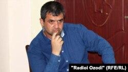 "Нуршед Машрабов, молики ""Корвон"""