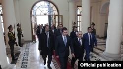 Фотография - пресс-служба Национального собрания Армении