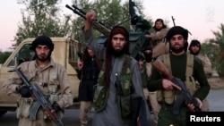 Боевики «Исламского государства».
