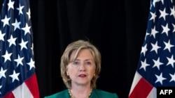 Госсекретарь США Хилари Клинто