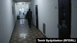 В следственном изоляторе в Бишкеке. Иллюстративное фото.