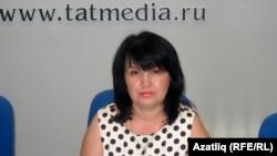 Клара Таҗетдинова