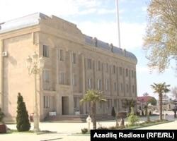 Bərdə rayon İcra Hakimiyyəti