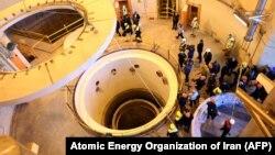 Pamje e një reaktori bërthamor në Iran, foto nga arkivi.