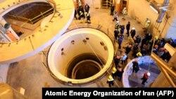 İranın Arak reaktoru