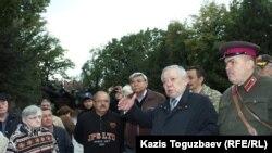 Депутат Бахытжан Ертаев.